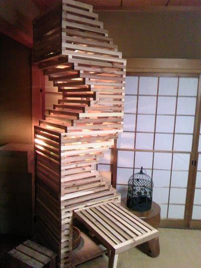 Diy cat perches modern cat for Homemade cat tower