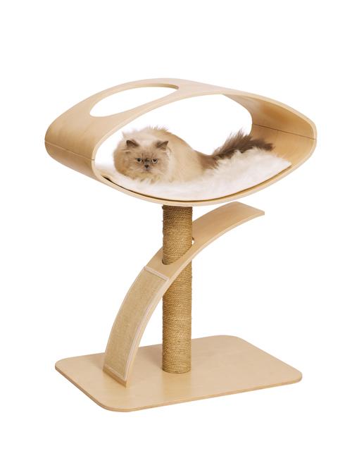 Cat tastic d cor modern cat for Modern cat accessories